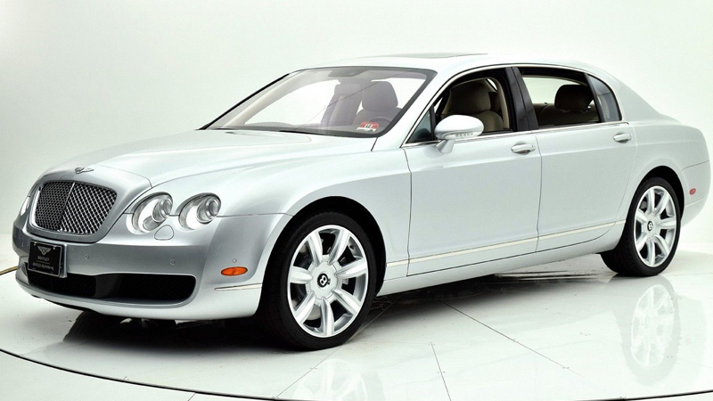 Corby Bentley Wedding Car Hire
