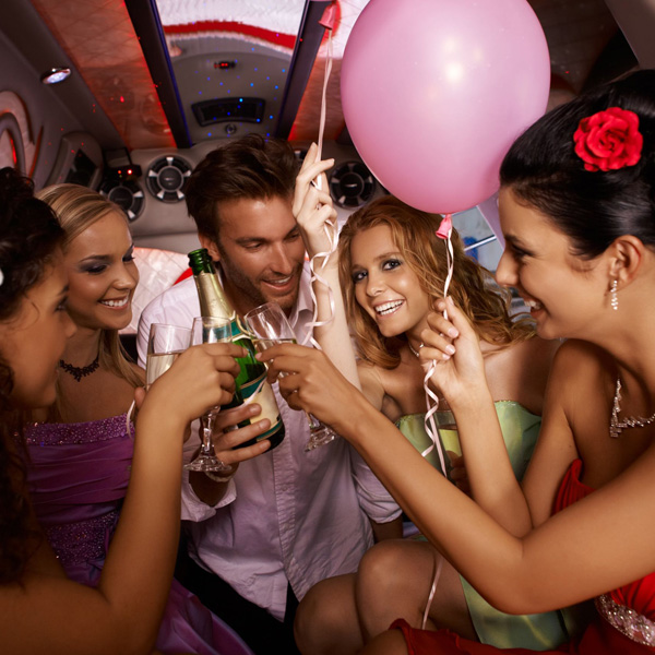 Corby Birthday Party Limo Hire
