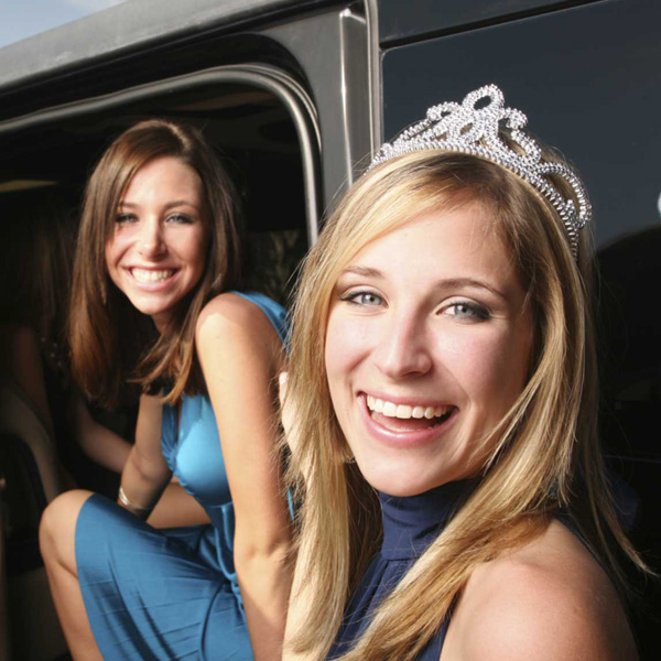 Corby School Prom Limo Hire